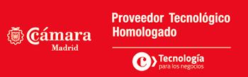 Proveedor tecnológico homologado - Experto SEO Madrid